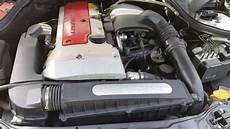 how cars engines work 2002 mercedes benz c class electronic throttle control 2002 mercedes c230 kompressor engine test run video 103k miles youtube