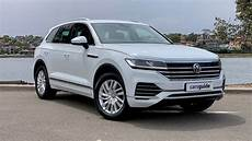 volkswagen touareg 2020 review 190tdi carsguide