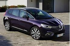 renault grand scenic maße renault scenic and grand scenic get the initiale treatment