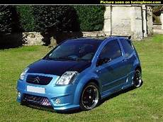 Citroen C2 Tuning Tunning