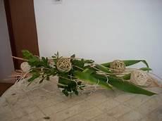 centre de table nature floral