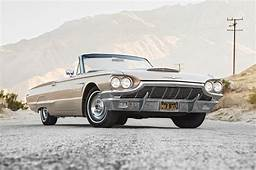 Collectible Classic 1964 1966 Ford Thunderbird Convertible