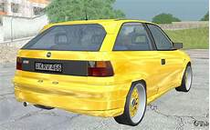 opel astra f gsi bbs style for gta san andreas