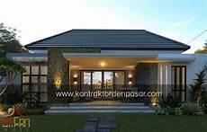 Desain Rumah Minimalis 1 Lantai Luas Tanah 150