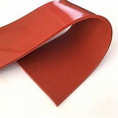 silicone rubber sheet thickness 5 25 mm for