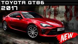 2017 Toyota GT86 Review Rendered Price Specs Release Date