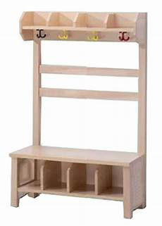 Kindergarderobe Mit Sitzbank - kindergarten garderoben kindergartengarderoben kaufen