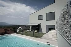 Split Level Bauweise - satteldachhaus modern