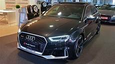 audi zentrum limburg 2018 audi rs3 limousine 2 5 tfsi quattro 294 400 kw ps