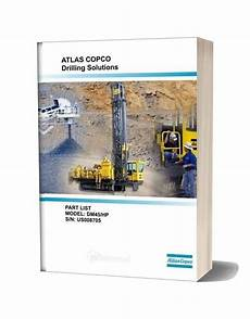 Atlas Copco Dm45 Parts Catalog