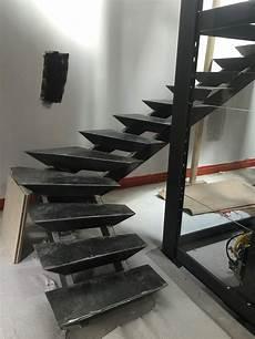 Escalier M 233 Tallique Deux Quart Tournant 224 Montpellier Dans