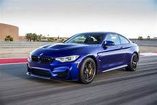 the new bmw m4 cs goes for a track day at thermal club