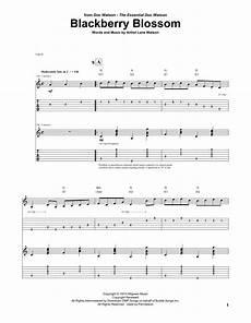 blackberry blossom sheet music direct