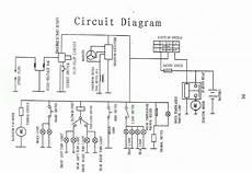 Yamoto 110 Atv Wire Diagram Auto Electrical Wiring Diagram