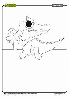 Kostenlose Malvorlagen Weihnachten Quiz Malvorlage Weihnachten Krokodil