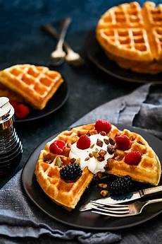 yogurt waffles melanie makes
