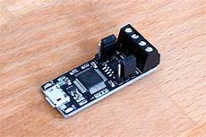 can adapter canable usb to can adapter from protofusion on tindie