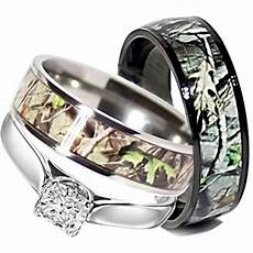 valentines gifts for him camo wedding rings sterling