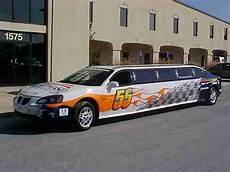 Prix Limousine Location Purchase Used 2002 Pontiac Grand Prix Limousine In