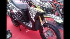 Vario 150 Modif Touring by Modifikasi Honda Vario 150 Touring Style Adventure