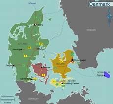 Westlicher Teil Dänemarks - j 252 tland