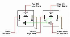 87a relay wiring diagram piaa 525s help the electrical idiot adventure rider