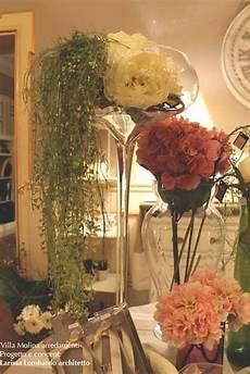 composizioni vasi particolari addobbi fiori in vasi alti particolari