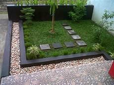 12 Desain Taman Rumah Minimalis Modern Rumah Impian