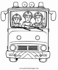 Malvorlagen Sam Der Feuerwehrmann Feuerwehrmann Sam 13 Gratis Malvorlage In Comic