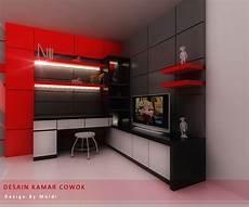 Desain Kamar Cowok