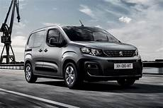 All New 2018 Peugeot Partner Takes A Bow Auto Express