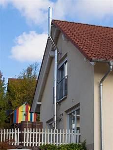 Edelstahlschornsteine Schornstein Bau Im Gro 223 Raum