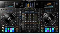 consol da dj pioneer dj annonce le contr 244 leur ddj rzx audiofanzine