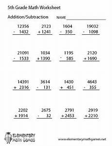 maths addition and subtraction worksheets for grade 5 fifth graders will study percentages add fractions