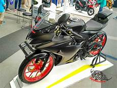 Modifikasi Gsx R150 by Modifikasi Suzuki Gsx R150 Black Matte Ala Dealer Dengan
