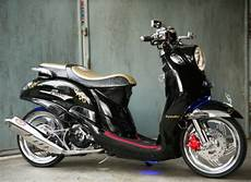 Modifikasi Yamaha Fino Injeksi by Konsep Modifikasi Yamaha Fino Klasik Dan Elegan Paling Trendi