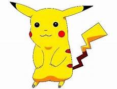 Gambar Kartun Pikachu