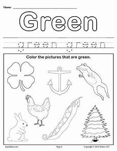color green worksheets for preschool 12861 free color green worksheet color worksheets for preschool preschool color activities