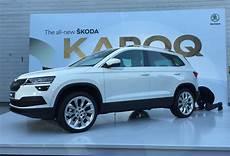 it s the skoda karoq suv new yeti replacement revealed in