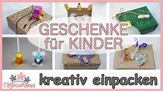 Geschenke Lustig Verpacken - 7 ideen um geschenke f 252 r kinder zu dekorieren