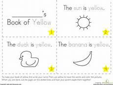 color yellow worksheets for preschool 12892 the color yellow worksheet education