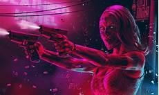 Neon Retro Cyberpunk Wallpaper by Cyberpunk Wallpaper And Background Image 1700x1020 Id