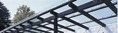 220 berdachungen mit lichtdurchl 228 ssigen dachplatten aus