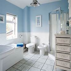 pale blue and white traditional style bathroom bathroom decorating housetohome co uk