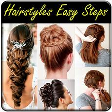 hairstyles easy hairstyles step by step hair styles