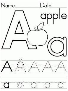letter a tracing worksheets for kindergarten 23436 letter a worksheets preschool and kindergarten preschool worksheets handwriting practice