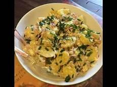 recette salade de pomme de terre alsacienne recette de ma salade de pommes de terre 224 l alsacienne