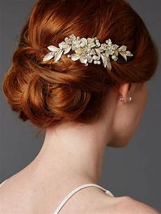 ten elegant hair accessories for your formal wedding