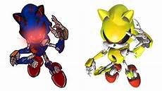 metal sonic all forms youtube