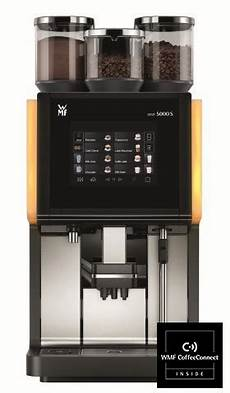 wmf 5000 s bean to cup machines
